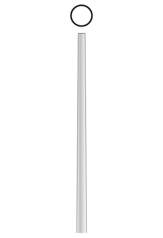 Round Tapered Profile
