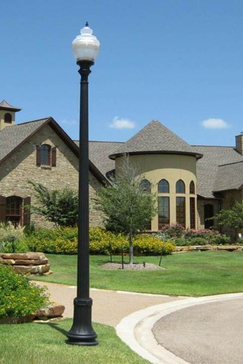 Whatley fiberglass light poles decorative fiberglass light poles whatley beyond fiberglass aloadofball Images