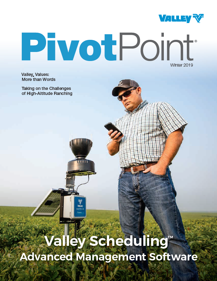 Valley PivotPoint Magazine - Winter 2019