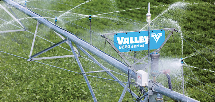 electrical conversion for center pivot irrigation systems