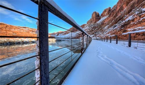 Duplex Coating Fence Utah