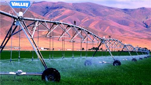 Galvanized Valley Irrigation Equipment