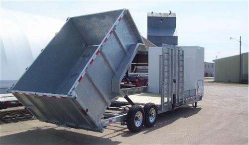 Galvanized Trailer Nebraska