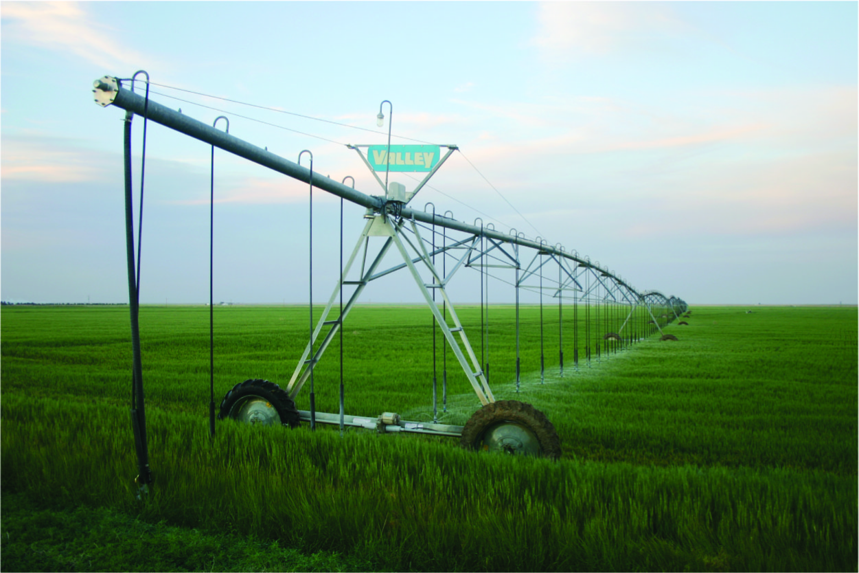Galvanized Lifetime Irrigation