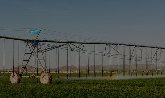 agsense applications - irrigation