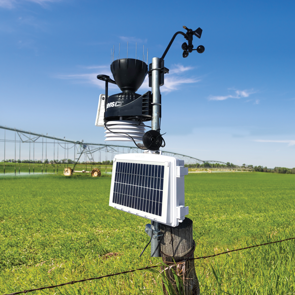 valley agsense weather station